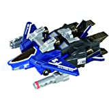 トミカ ハイパーレスキュー ドライブヘッド シンクロ合体シリーズ サポートビークル 01 ソニックジェット