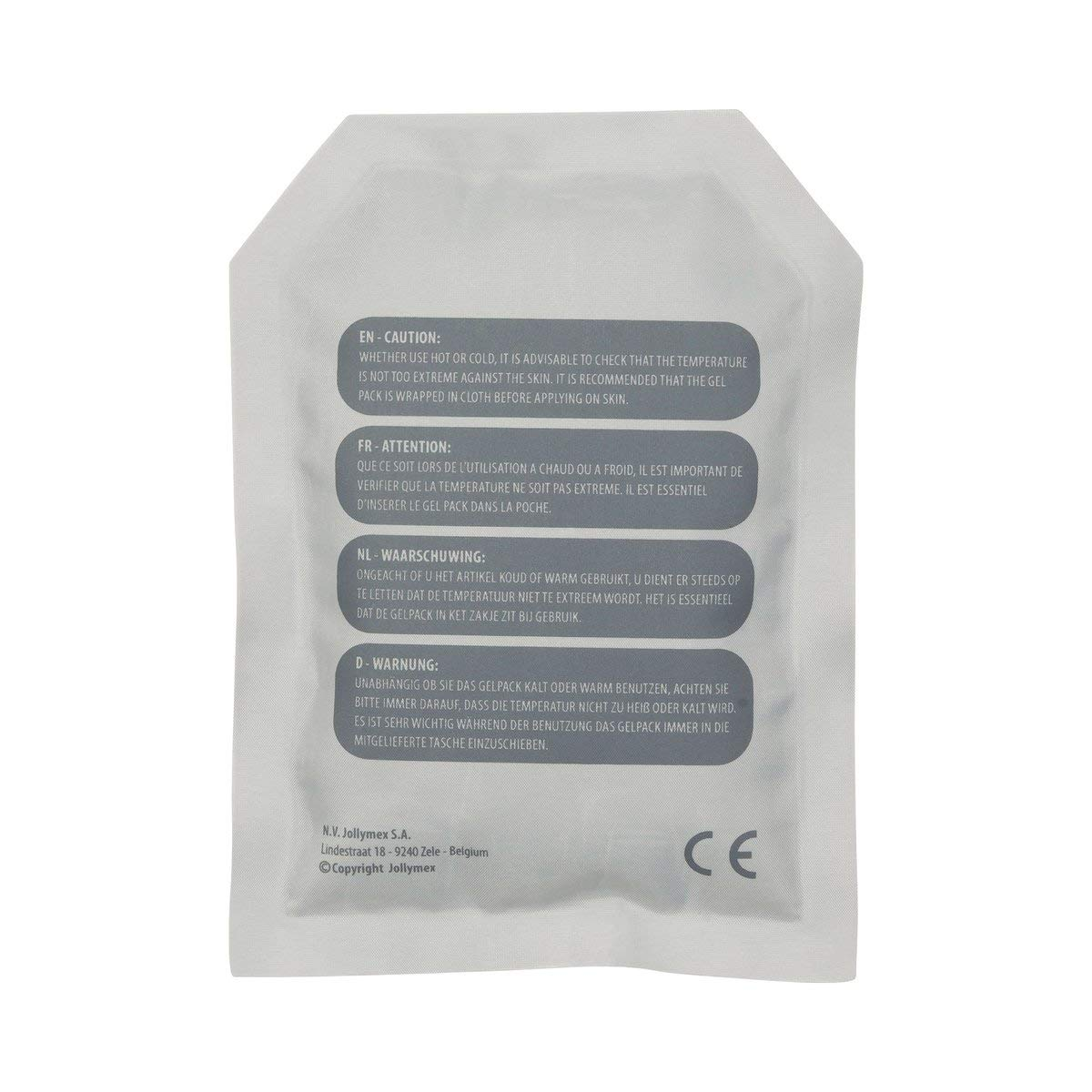 Nattou 730020 W/ärmekissen grau