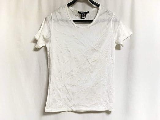 af1ed1f406c0 Amazon   (グッチ)GUCCI Tシャツ 半袖Tシャツ レディース 白 【中古 ...