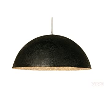 Pendelleuchte Groß pendelleuchte groß shiny wok in schwarz amazon de beleuchtung