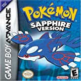 Pokemon Sapphire Version - New Battery Installed (Renewed)