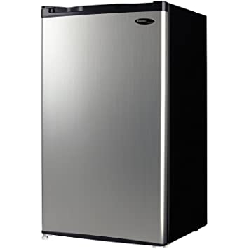 Amazon.com: Premium Mini Fridge Appliances Compact Small Apartment ...
