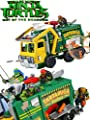Teenage Mutant Ninja Turtles 2 Tactical Truck Battle Shredder Foot Clan