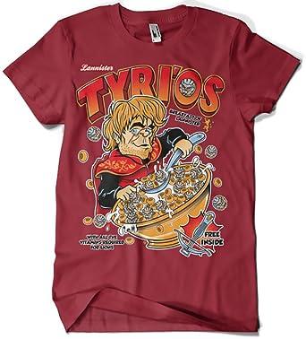 Camisetas La Colmena 260-Juego De Tronos Tyrios (by Fer. Sala S ...