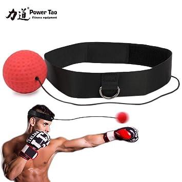 Grayche Pelota Boxeo,Bola de reacción de Boxeo montada en la ...