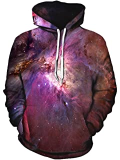Premium Sublimation Graphics Clothing Gratefully Dyed Tree Space Zip Up Hoodie