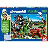 SCHMIDT in Dino Country Playmobil Jigsaw Puzzle, 100-Piece
