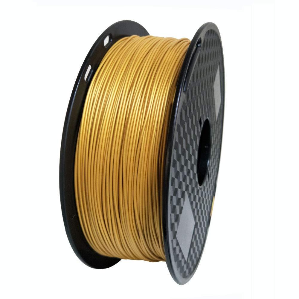 Filamento PLA de metal para impresora 3D, 1,75 mm, color ...