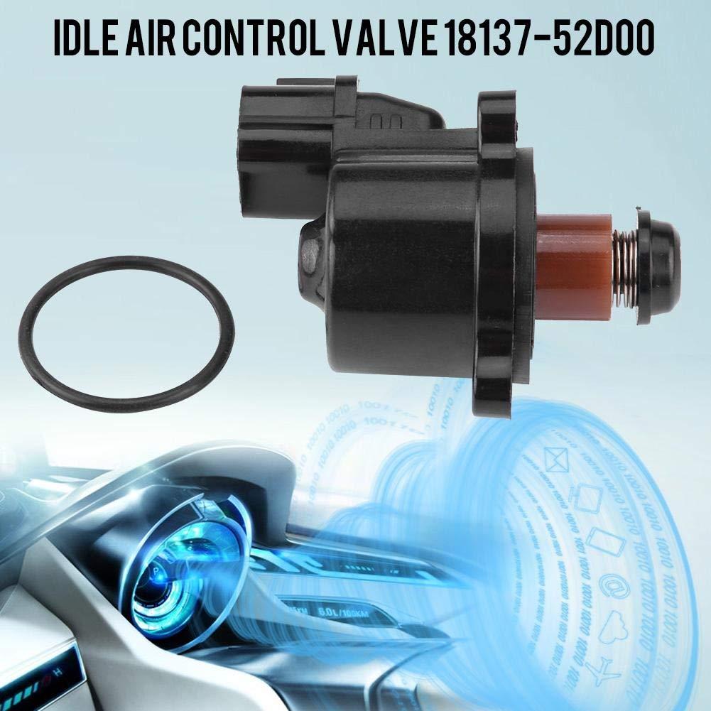1 PC de la v/álvula de control de aire inactivo IAC para Suzuki Grand Vitara 2001 XL-7 2002-2006 18137-52D00. V/álvula IAC