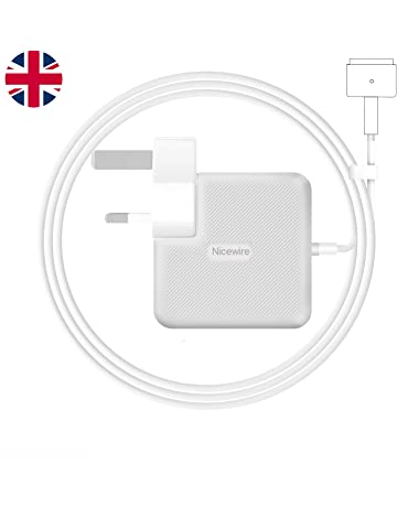 2015 Mid 2012 2017 2018 Models A1465 A1466 2014 2013 Nicewire Compatible With MacBook Air Charger,45W Magsafe 2 Magnetic T-Tip Power Adaper Charger Replacement With MacBook Air 11-inch 13-inch