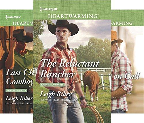 Kansas Cowboys (3 Book Series)