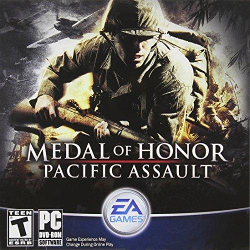 Assault Pc Dvd - Medal of Honor Pacific Assault