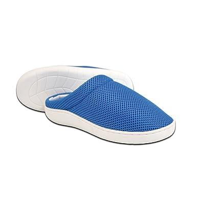Stepluxe® Slippers Summer Edition, Hausschuhe mit Gel-Sohle, Größe: XXL (45/46) - Original Aus TV-Werbung