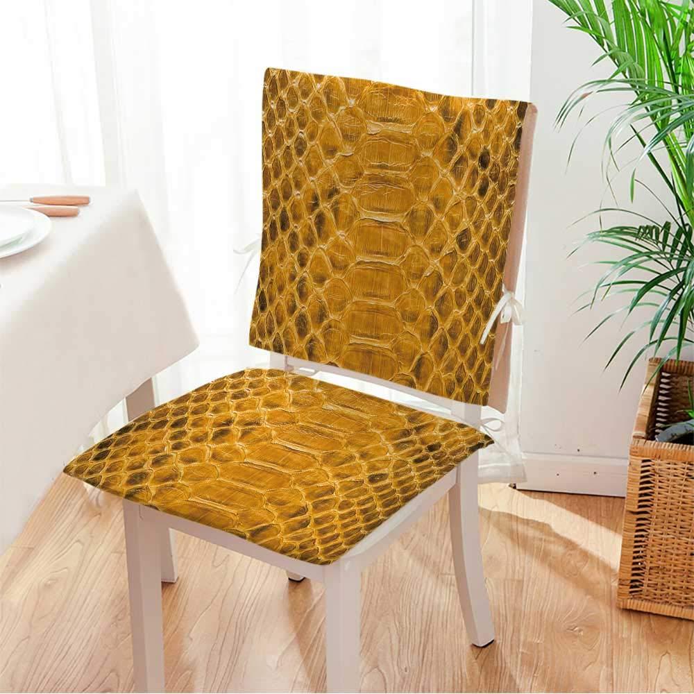 Amazon.com: Miki - Cojín para silla de casa (juego de 2) con ...