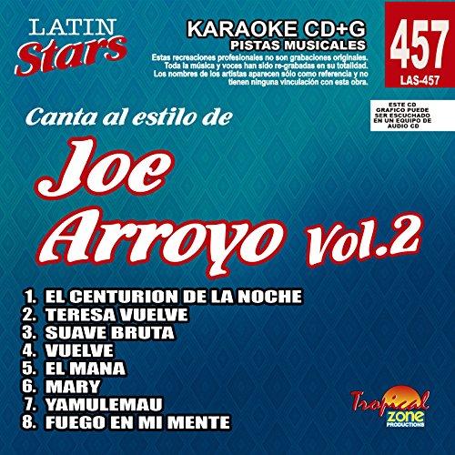 lo De Joe Arroyo Vol.2 (Star Disc Karaoke)