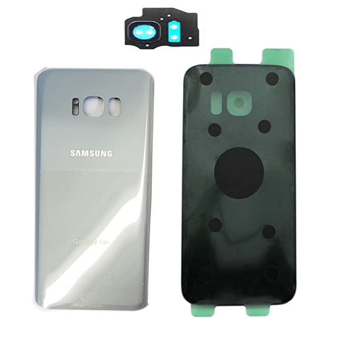 419e6e7e9b0 For Samsung Galaxy S8 Plus OEM Rear Housing Back Case Battery Door Cover  Glass Panel With