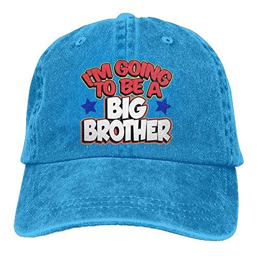 I'm Cowboy Men Hats Brother for Women Skull Big Cap Sport Cowgirl Denim Hat The d6q414