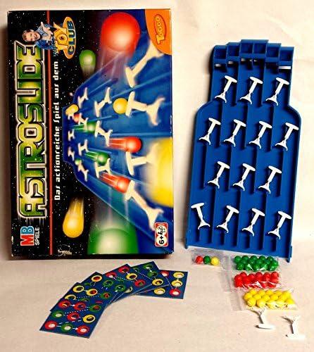 Hasbro MB Milton Bradley 42313100 Astroslide - Juego de Mesa [Importado de Alemania]: Amazon.es: Juguetes y juegos