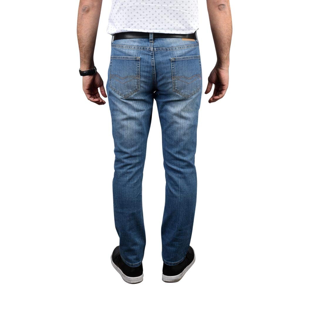 24592f1d04798 IZOD Men's Comfort Stretch Slim Straight Fit Jeans