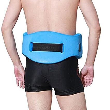 Agua Cinturón de flotación, espalda flotador flotante de espuma, cinturón, cómico la resistencia