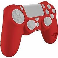 Trust 21214 GXT 744R PS4 Oyun Kolu Kılıfı, Kırmızı