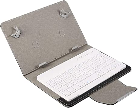 Teclado Bluetooth con Estuche para Tableta de 7 , Laptop Funda ...