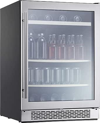 Amazon Com Zephyr Presrv Single Zone Beverage Cooler With