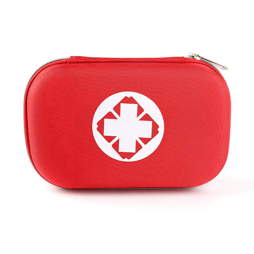 First Aid Kit for Car, Travel, Home, Businesses, Hiking, Camping, Best in Medical Tactical Survival Emergency Supplies Kits
