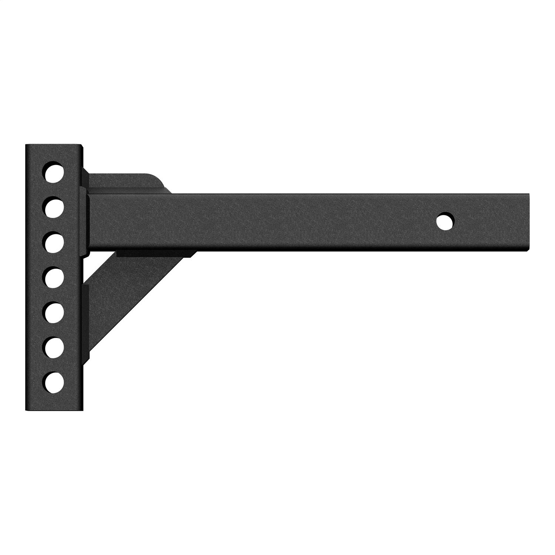 CURT 17103 Adj Hitch Bar 16 In Length Curt Manufacturing