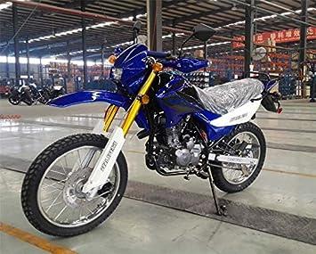 Roketa Dirt Bike 08 250 Lhj Blue Sports Outdoors