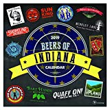 2019 Beers of Indiana Wall Calendar