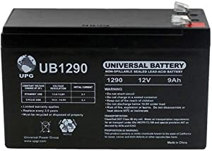 Universal Power Group 12V 9AH SLA Replacement Battery for APC Back-UPS 600 BN600