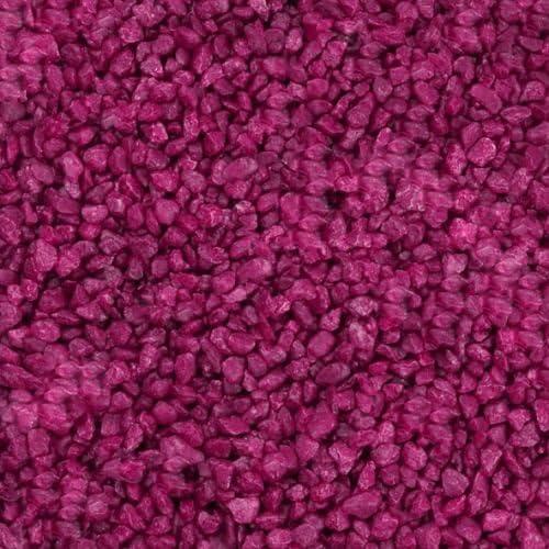 2-3 mm 1 kg fuchsia Dekogranulat // Dekosteine