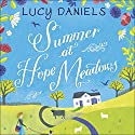 Summer at Hope Meadows: Hope Meadows, Book 1 Audiobook by Lucy Daniels Narrated by To Be Announced