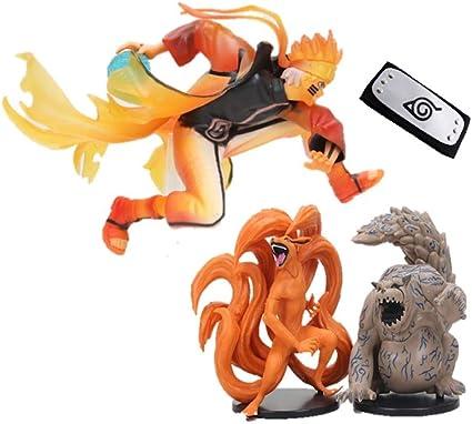 Amazon.com: RLLLC Naruto Diadema Shippuden Uzumaki Figura ...