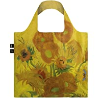 LOQI Travel Tote, Vincent Van Gogh's Sunflowers