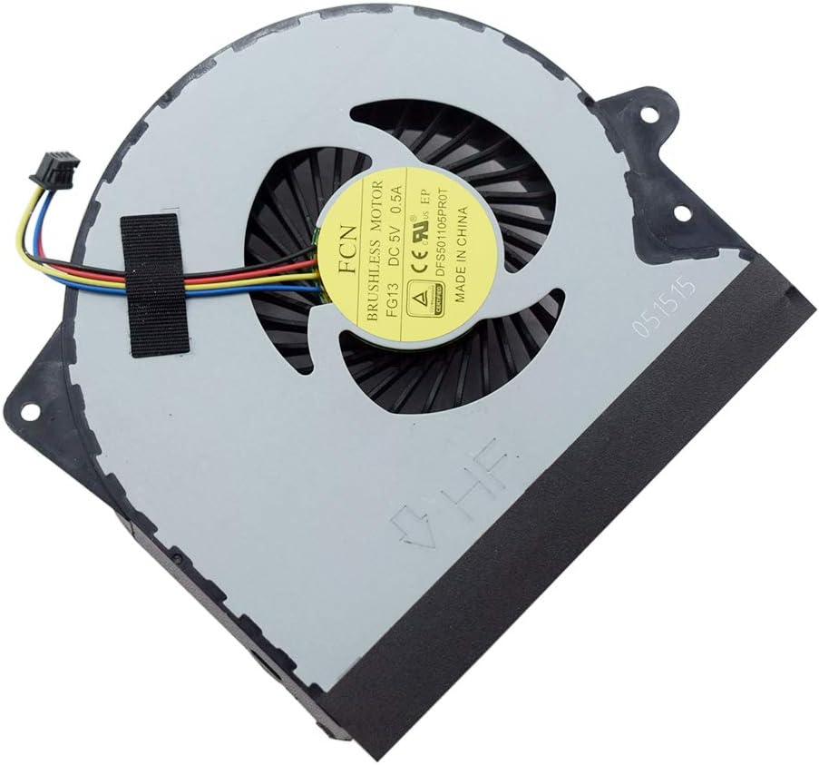 NEW ASUS G751 G751J G751M G751JT G751JY G751JM CPU+GPU COOLING FAN VGA FAN