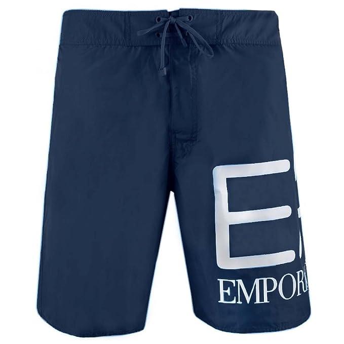 size 40 179fb 7b9bb ARMANI JEANS Costume uomo Emporio Armani EA7 boxer mare ...