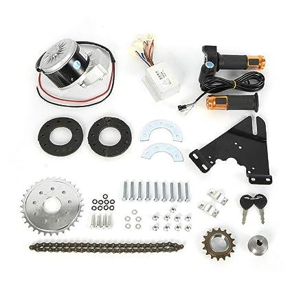 Elektro Bicycle Conversion Kit Elektrofahrrad Umbausatz für Fahrrad 250W 24V DHL