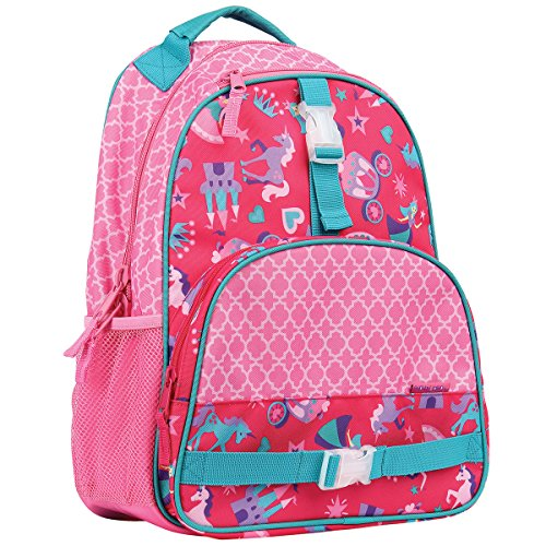 Stephen Joseph All Over Print Backpack, Princess ()