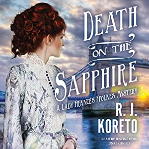 Death on the Sapphire Audiobook