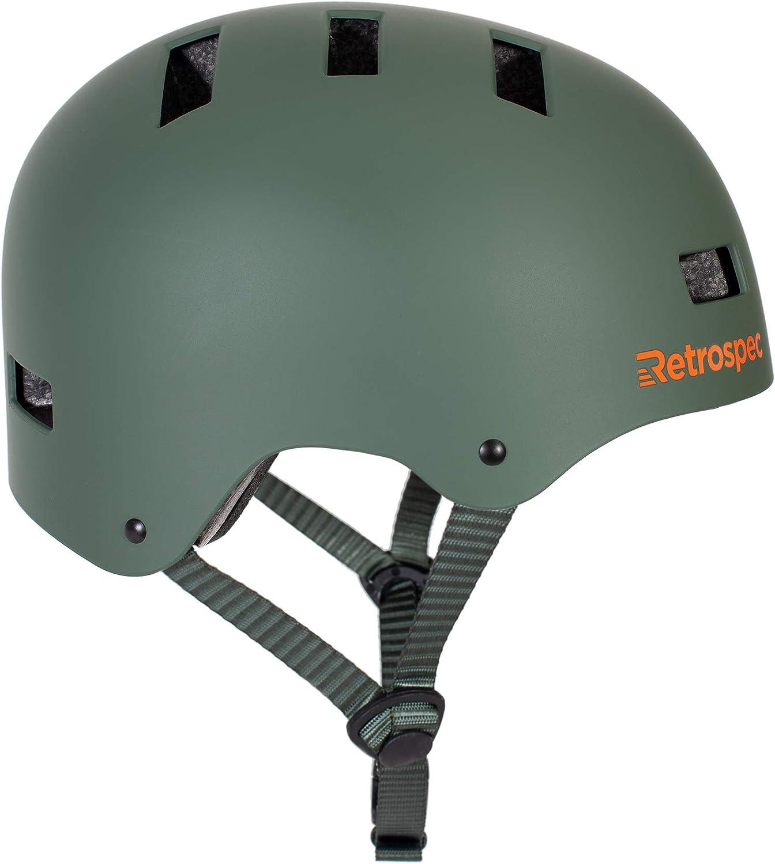 Skateboard Helmet for Adult CPSC Certified Commuter ... Retrospec CM-1 Bicycle