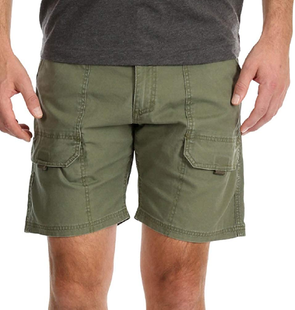 Sea Turtle Outdoor Performance Relaxed Fit Above Knee Flex Hiker Shorts