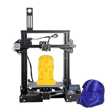 LINDANIG Impresora 3D Ender-3 Pro Kit DIY 3D de Gran tamaño I3 ...