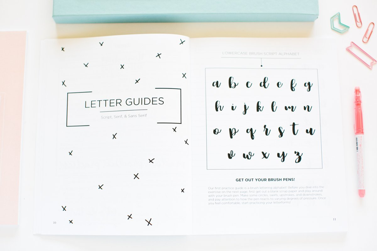 lettering and modern calligraphy a beginners guide learn hand lettering and brush lettering paper peony press 9781948209007 amazoncom books