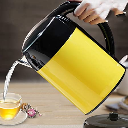 CAICOLORFUL Yellow Stainless Steel