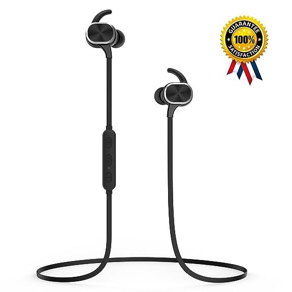 [Newest Version] Senbowe™ Wireless Magnetic Bluetooth Earbuds,Wireless Bluetooth Headphones/Headset