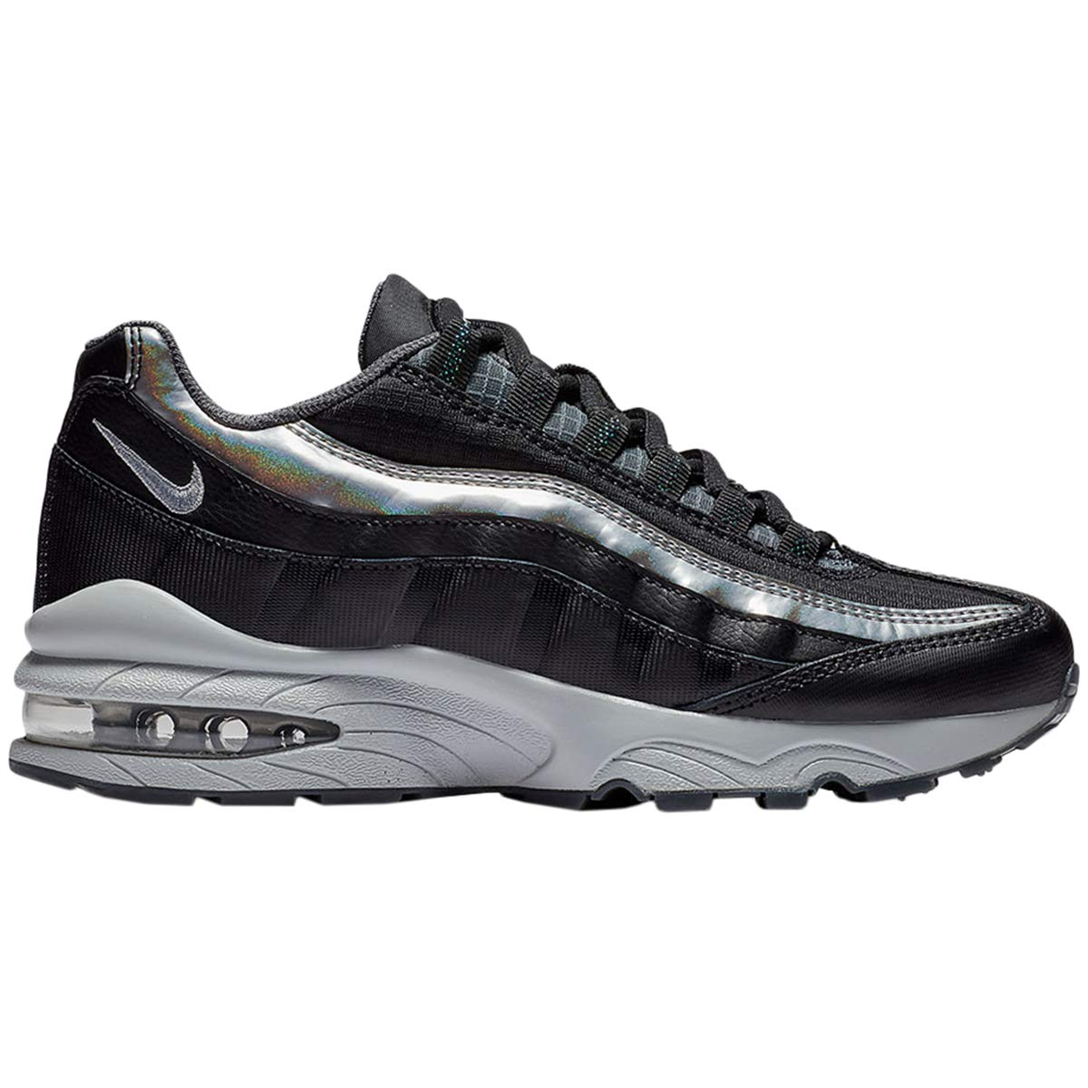 best sneakers 8826e 2a79f Amazon.com   Nike Youth Air Max 95 Y2K Synthetic Textile Trainers   Sneakers