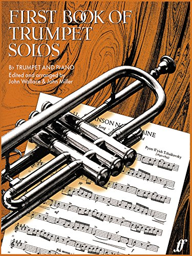 First Book Of Trumpet Solos (Faber Edition)