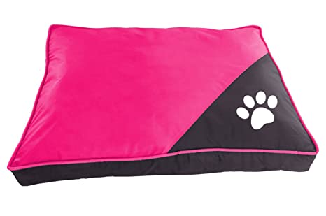 BPS Colchoneta Cuna para Perros Mascotas de Verano Cama Colchón Manta Sofá Suave con Material Tela